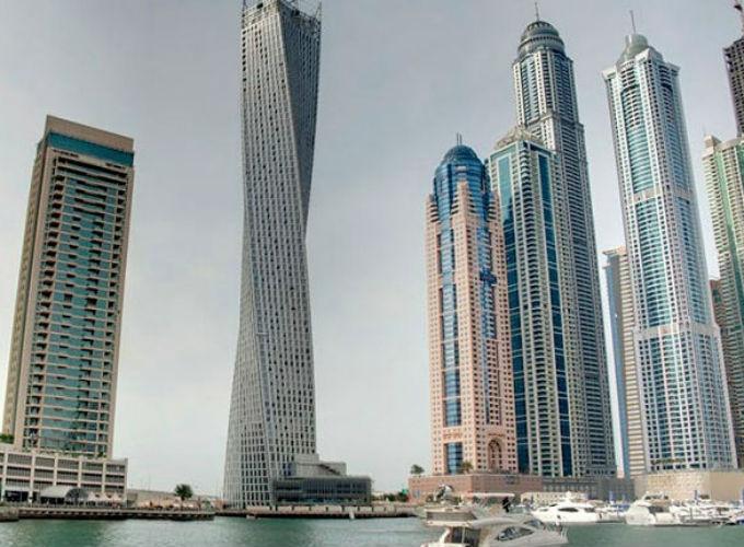 Dubai busca construir el nuevo edificio m s alto del mundo for Edificio movil en dubai