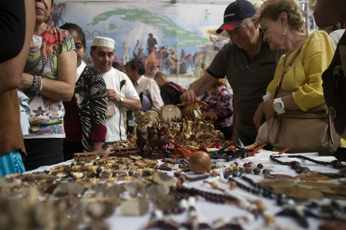 ¡La Feria de las Culturas Amigas en la CDMX!