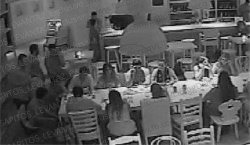 Filtran fotos del secuestro del hijo del Chapo Guzmán en Puerto Vallarta