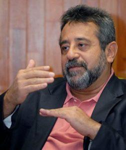 José Franco, titular de la DGDC de la UNAM.