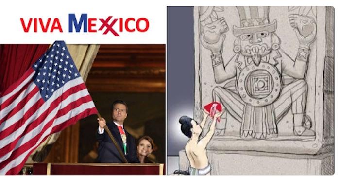 Surgen memes por la visita de Donald Trump a Peña Nieto