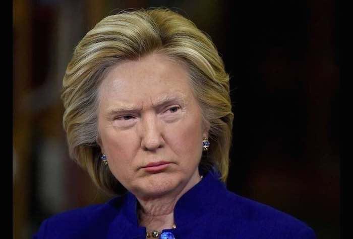 Memes ¿Quién es Hillary Trump?