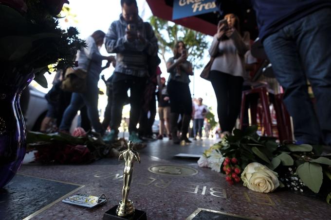 Debbie Reynolds muere un día después que su hija Fisher