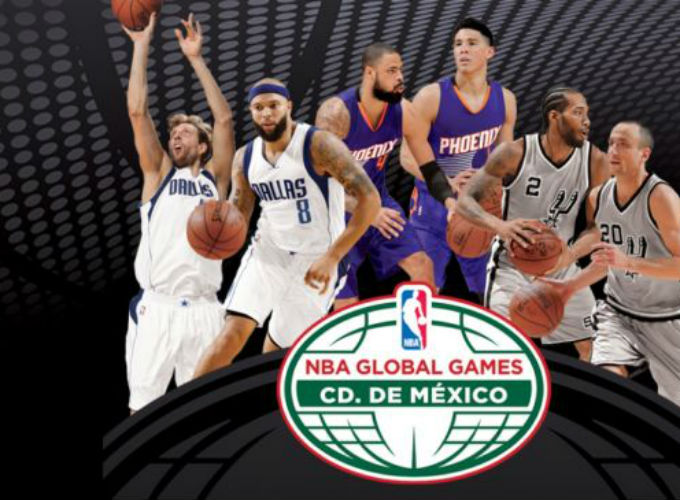 Aficionados capitalinos viven experiencia NBA en Bosque de Chapultepec