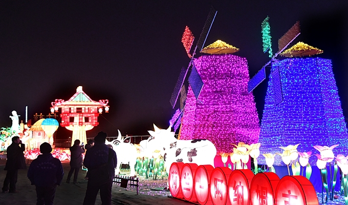 México presente en el festival de la luz