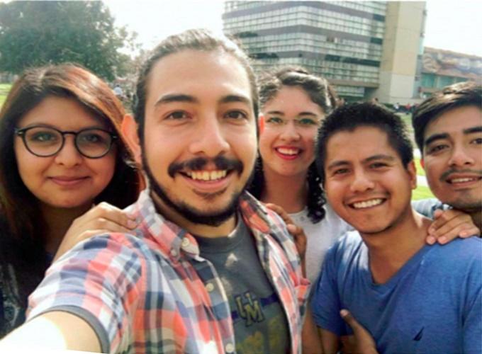 Estudiantes de la UNAM parten a su sueño: ¡Marte!