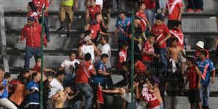 """FMF veta con un partido al estadio Luis """"Pirata"""" Fuente por violencia"""