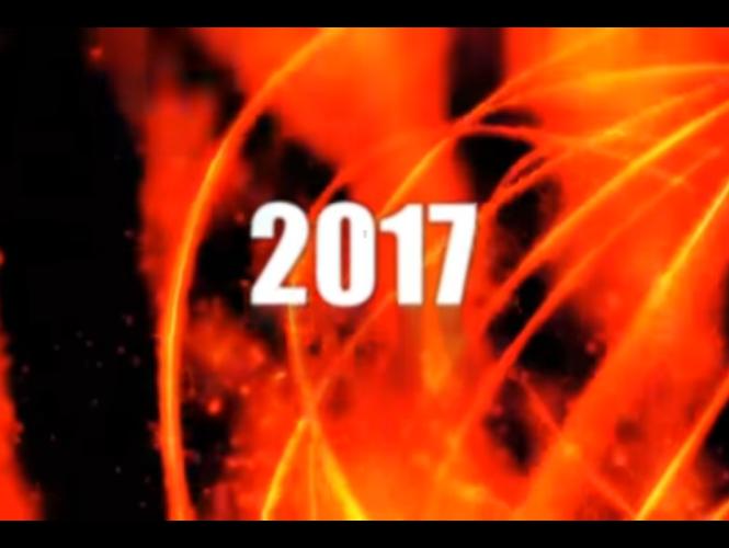 """Anuario: 2017, """"el año que vivimos en peligro""""."""