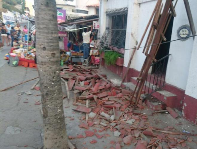 Reporte especial: Oaxaca nuevamente en emergencia tras sismo.
