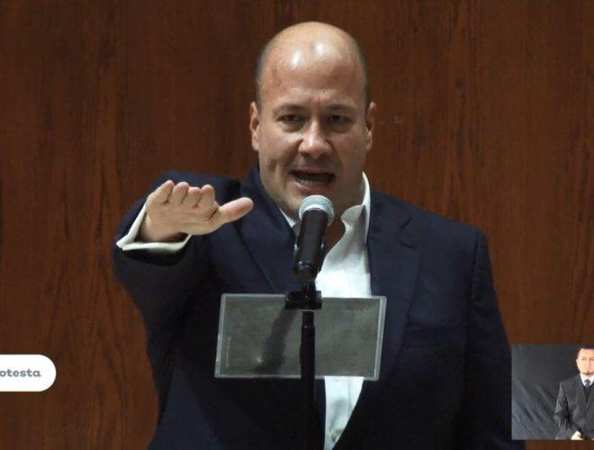 Reporte Jalisco: Enrique Alfaro, gobernador y prominente opositor.