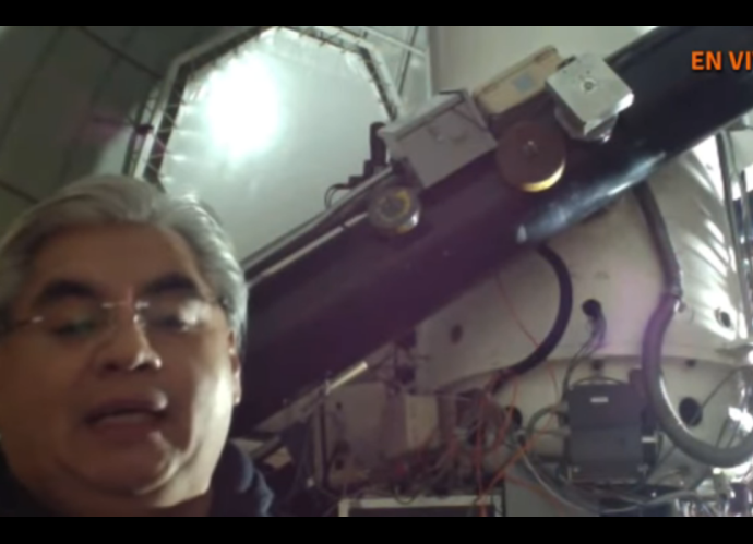 Ciencia: Desde el Observatorio Astronómico de San Pedro Mártir.