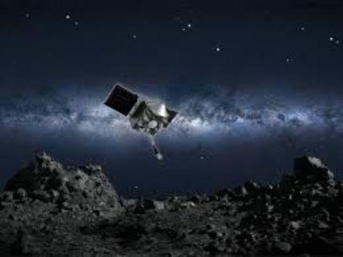 Ciencia Juvenil mexicana y la proeza en asteroide Bennu